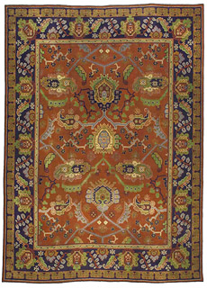 An Irish Arts & Crafts carpet BB2911