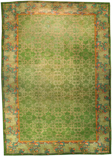 An Irish Donegal rug BB1504