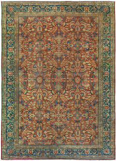 An Indian Rug BB5282