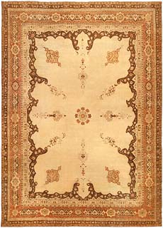 An Indian Amritsar rug BB4344