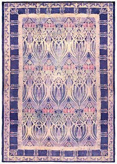An Irish rug designed by CFA Voysey BB2370