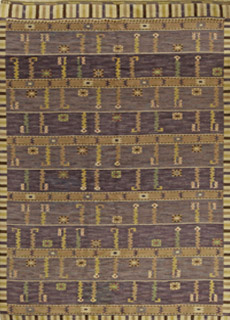 A Swedish Rug by MMF BB5336