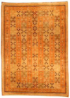 A Moroccan carpet BB4490