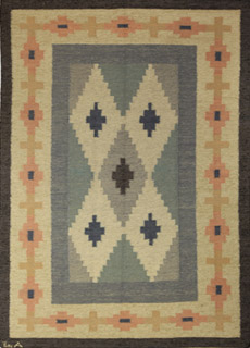 A Swedish Rug by A.J. BB5319