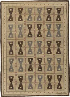 A Swedish Flat Weave Rug BB5455