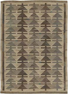 A Swedish Flat Weave Rug BB5457