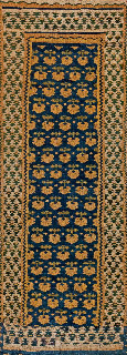 Spanish Flat weave Runner BB5414