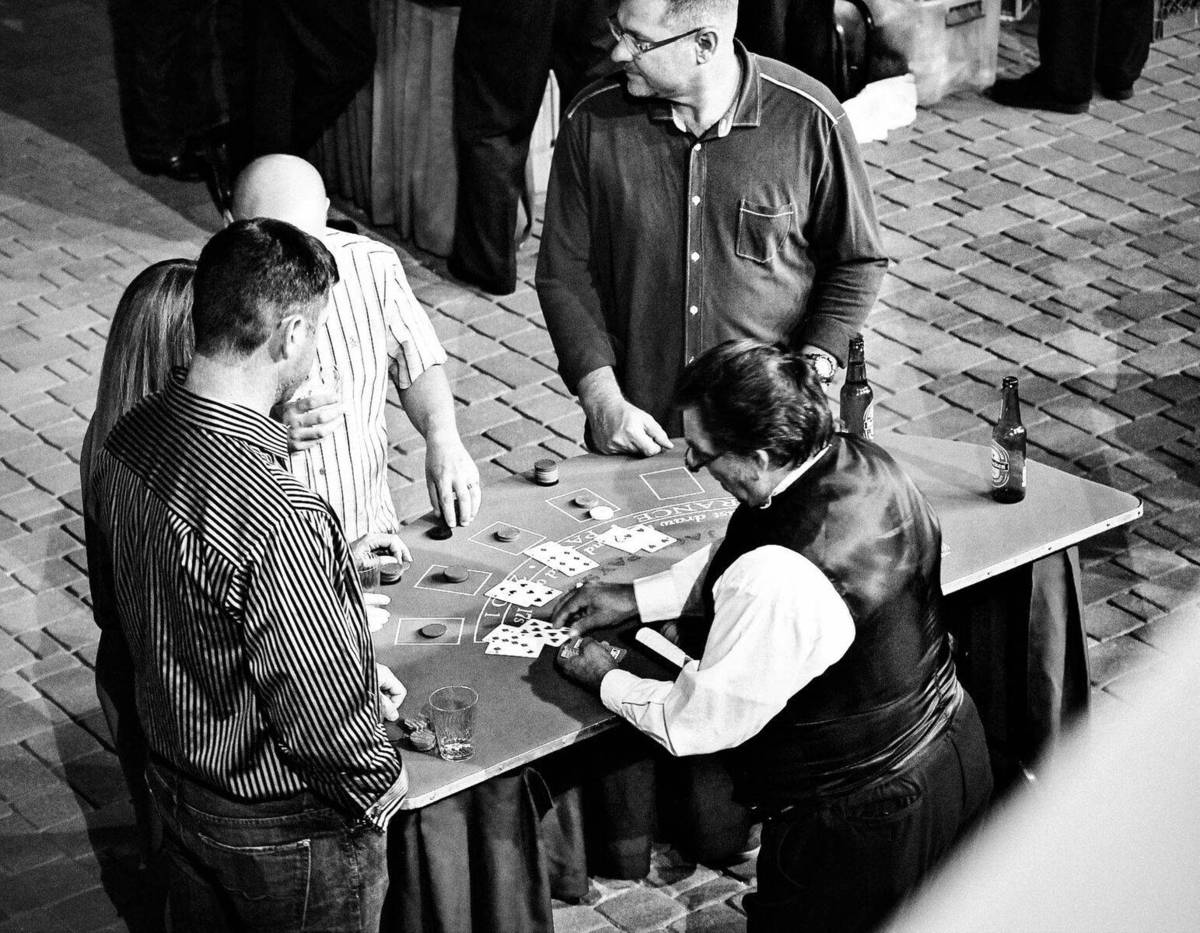 Healing Hearts Charity Benefit - Casino Night
