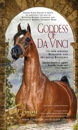 Congratulations to new owners of Goddess of Da Vinci