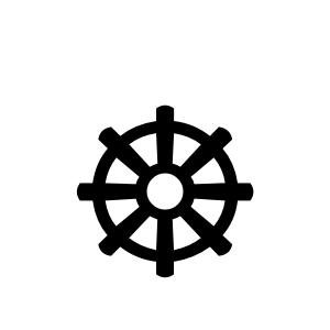 ☸ | DejaVu Serif, Book
