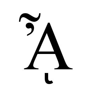 ᾎ | Times New Roman, Regular