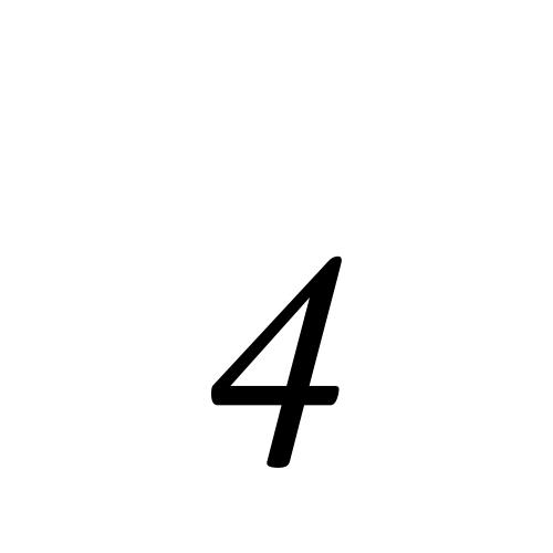Aegyptus, Regular - 4