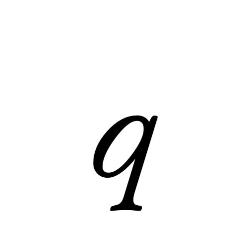 Aegyptus, Regular - q