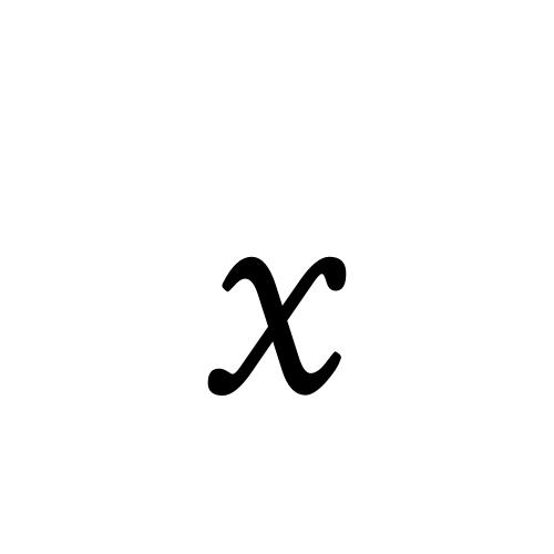 Aegyptus, Regular - x