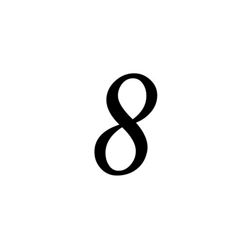 Musica, Regular - 8