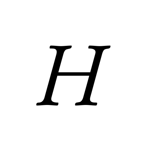Musica, Regular - H