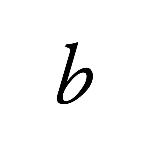 Musica, Regular - b