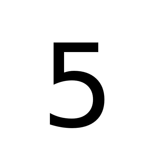 DejaVu Sans, Book - 5