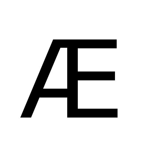 Letter Words With Ae