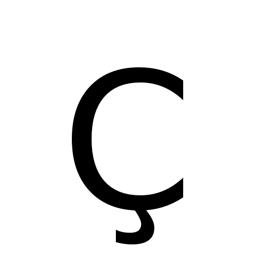 Capital Letter E With Accent