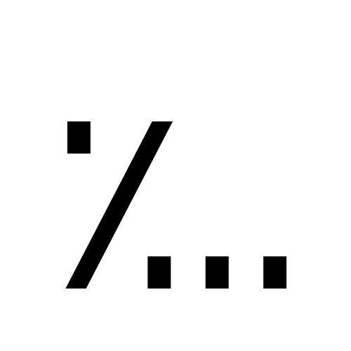 DejaVu Sans, Book - ؊