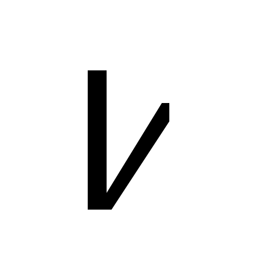 DejaVu Sans, Book - ߇