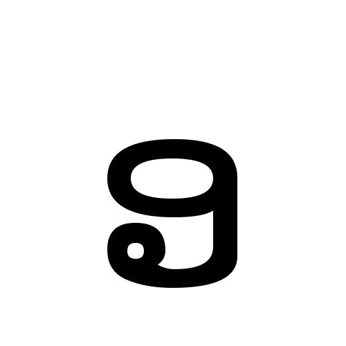 DejaVu Sans, Book - ອ