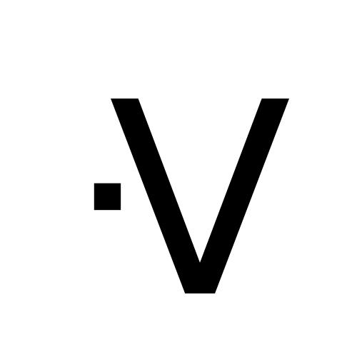DejaVu Sans, Book - ᐺ