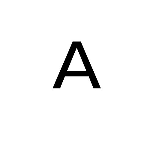 DejaVu Sans, Book - ᴬ