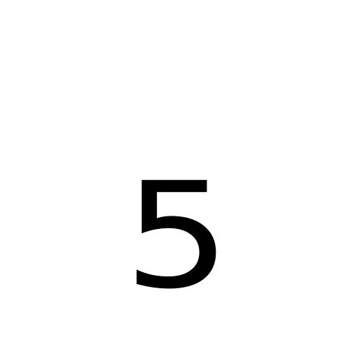 DejaVu Sans, Book - ₅