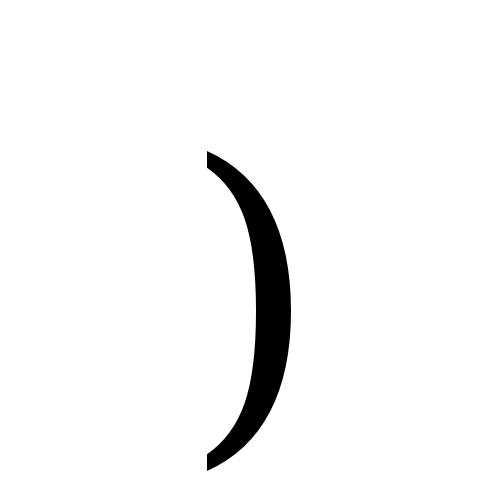 DejaVu Serif, Book - )