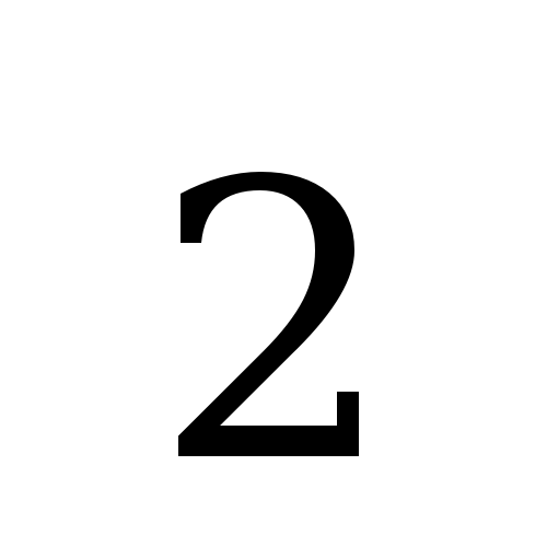 DejaVu Serif, Book - 2