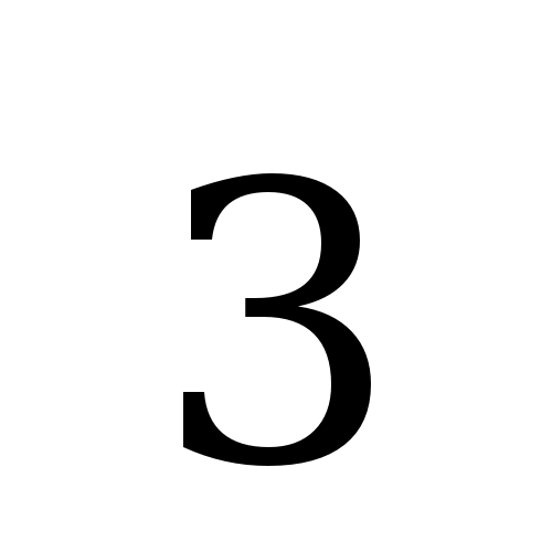DejaVu Serif, Book - 3