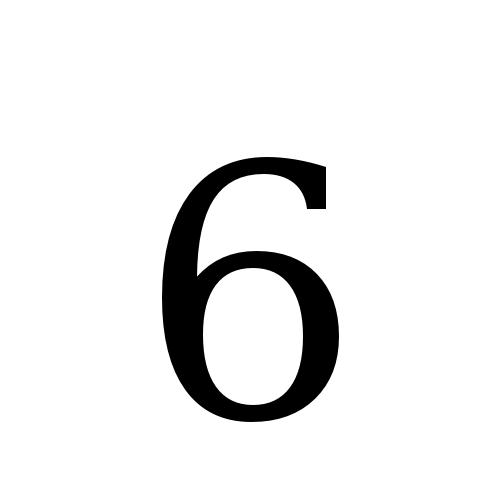 DejaVu Serif, Book - 6