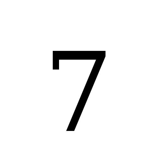 DejaVu Serif, Book - 7