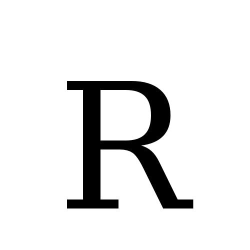 DejaVu Serif, Book - R