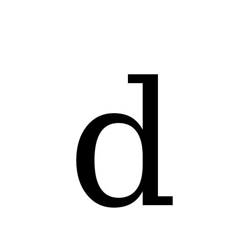 DejaVu Serif, Book - d