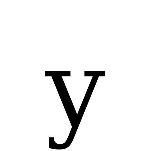 DejaVu Serif, Book - y