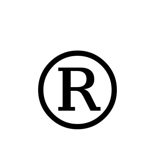 DejaVu Serif, Book - ®