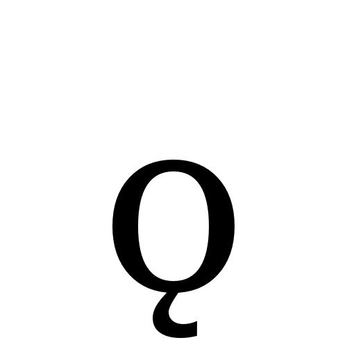 DejaVu Serif, Book - ǫ