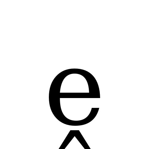DejaVu Serif, Book - ḙ