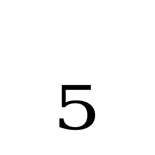 DejaVu Serif, Book - ₅