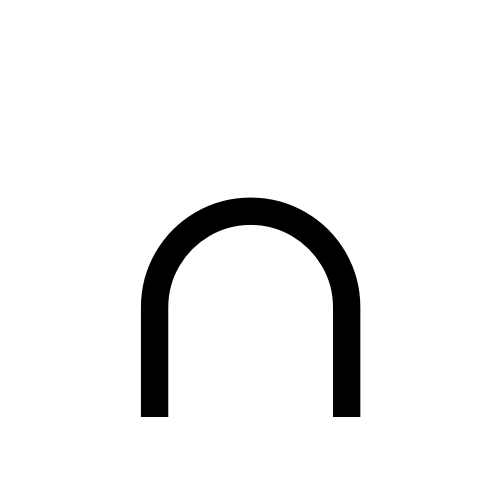 DejaVu Serif, Book - ∩