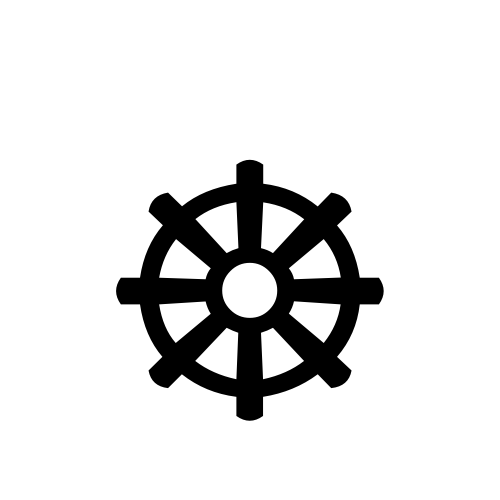 DejaVu Serif, Book - ☸