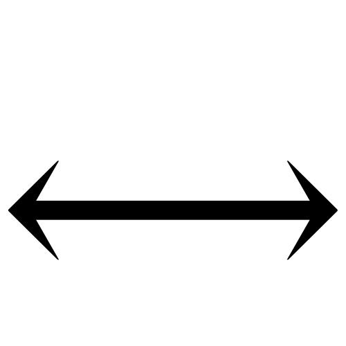 DejaVu Serif, Book - ⟷