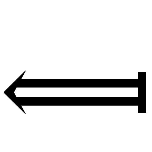 DejaVu Serif, Book - ⟽