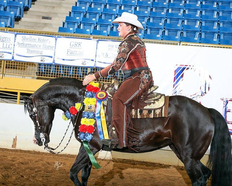 2018 Youth Nationals Contender - Billie The Kid GRK & Chloe Kehl