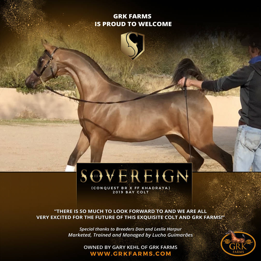 GRK Welcomes FF Sovereign!!!