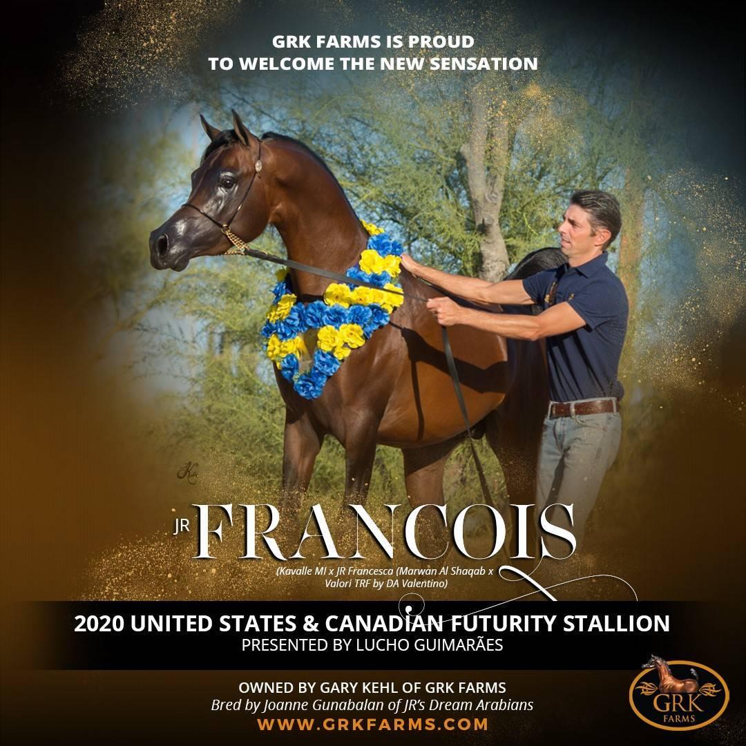 GRK Welcomes JR Francois!!!
