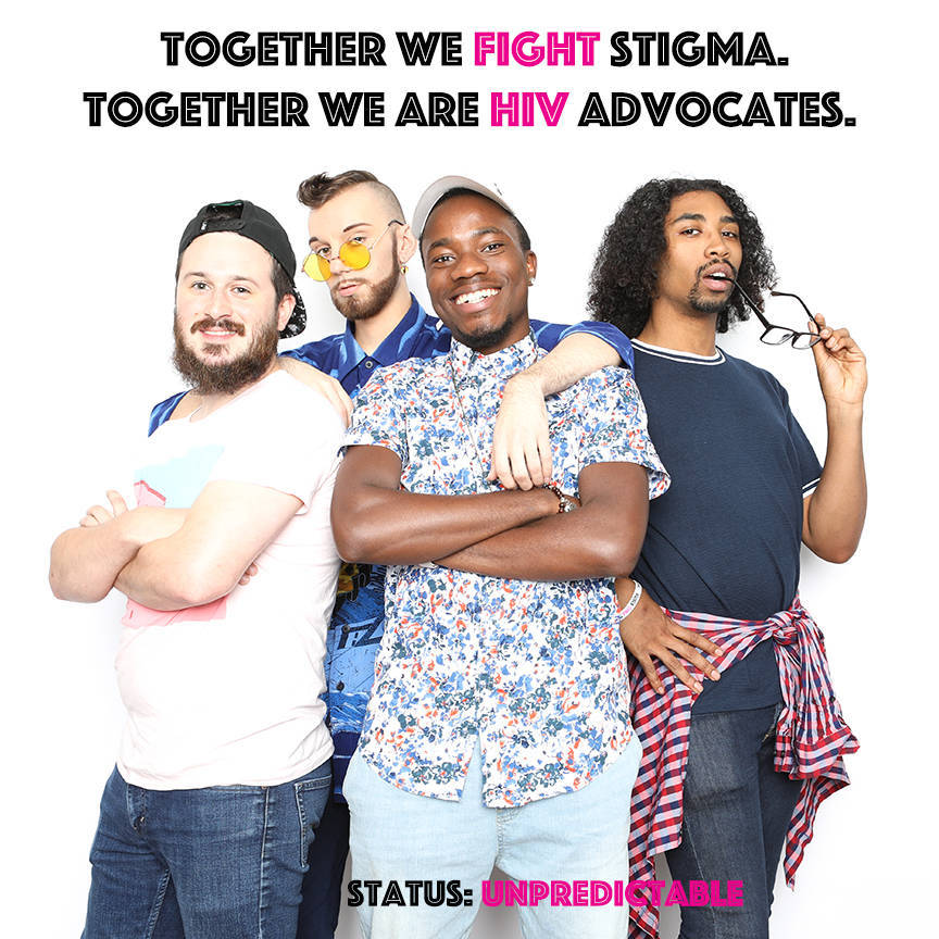 LET'S STOP THE STIGMA!